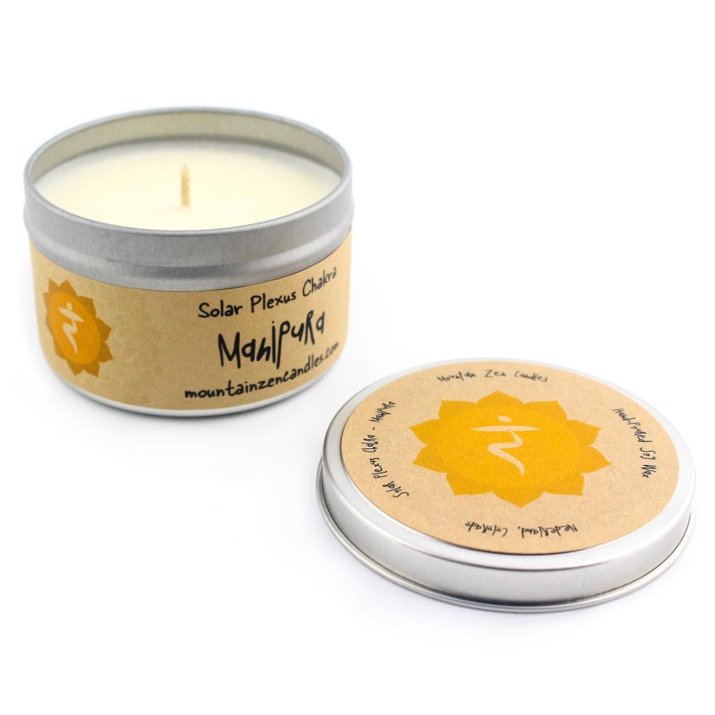 Solar Plexus Candle